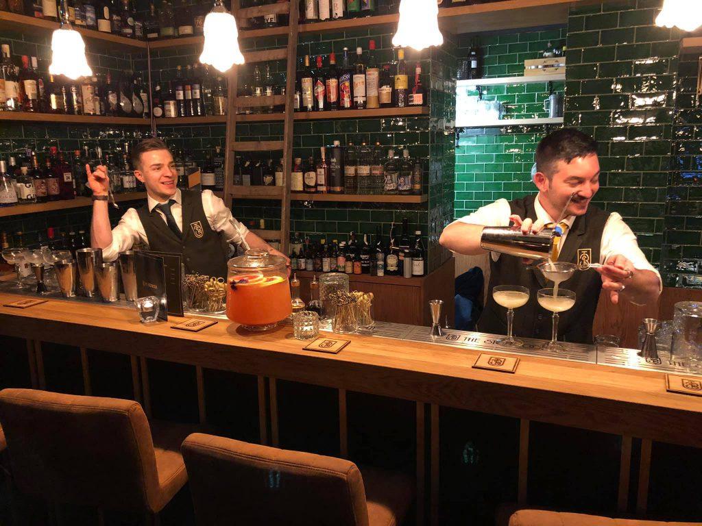 Cocktailwalhalla The Stockroom