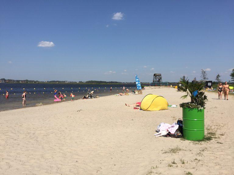 Strand Meeroevers: Groningen aan Zee
