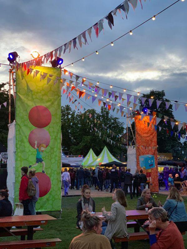 Noorderzon Groningen: festival in Noorderplantsoen blog Karen 2019