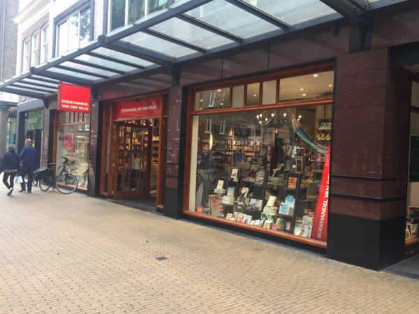 Boekhandel Van der Velde Akerkhof