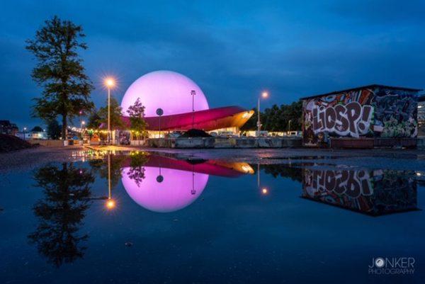 Fotografie cursus Groningen tijdens fototour I Go Groningen- DOT donker door Melvin