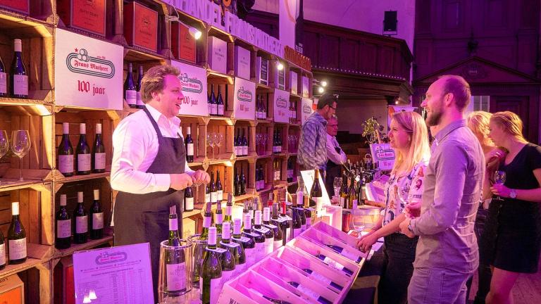 Wijnfestival: een weekend vol wijn in de Der Aa-kerk