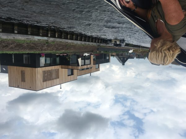 Een van de leukste vaarroutes Groningen: varen in Meerstad