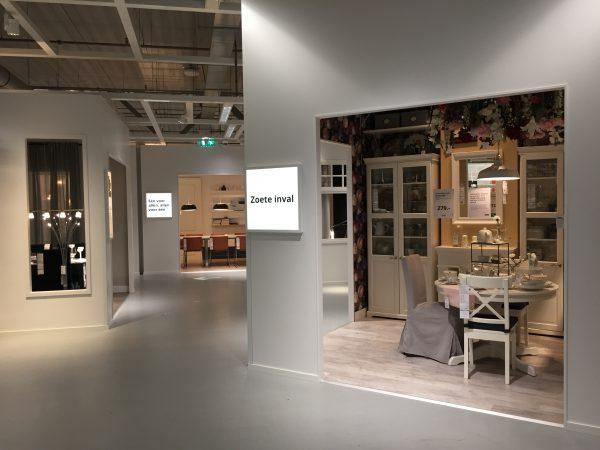 Vernieuwde IKEA Groningen- meer sfeerkamers en andere indeling
