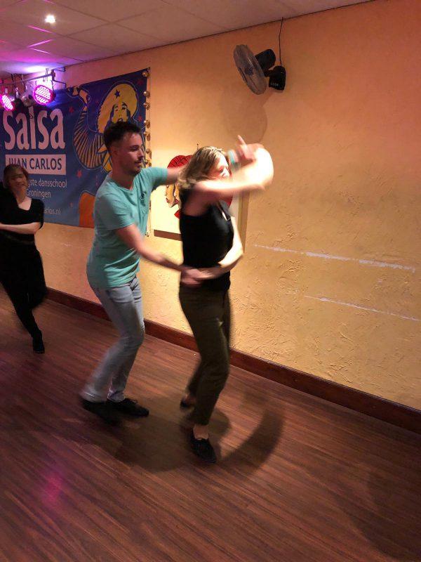 Salsa Juan Carlos Groningen: salsa dansen en salsa les in Groningen