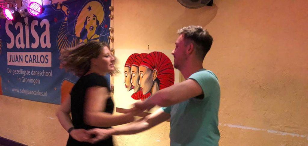 9 x salsafeesten in Groningen