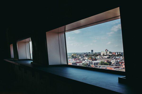 Forum Groningen: opening 29 november 2019 - foto van Stella Dekker