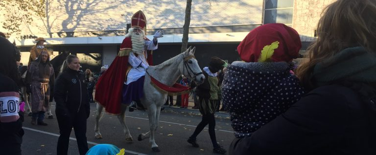 Sinterklaas intocht Groningen
