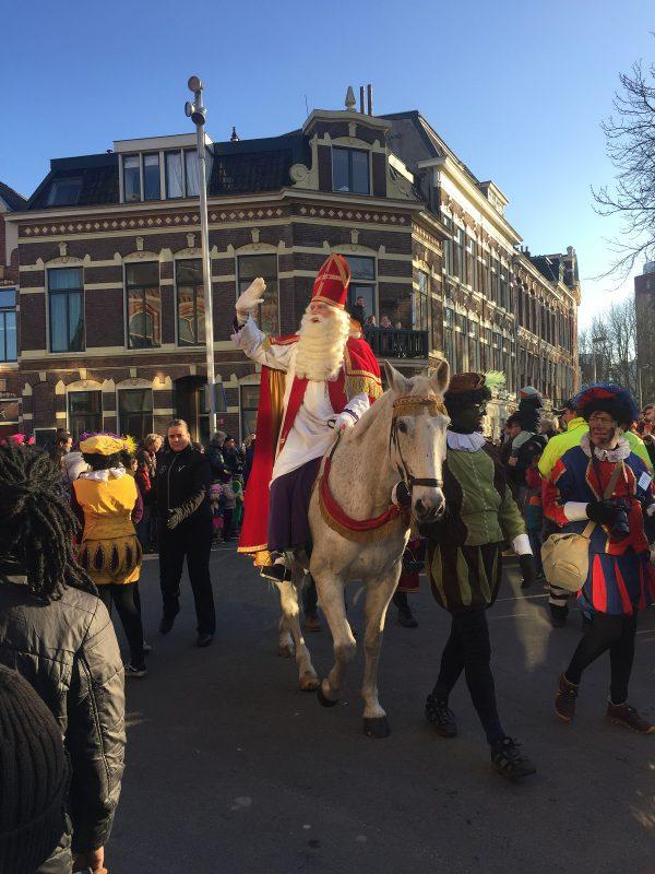 Sinterklaas intocht Groningen 2019