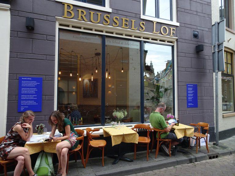 Dineren bij Brussels Lof: chapeau voor kok Bob