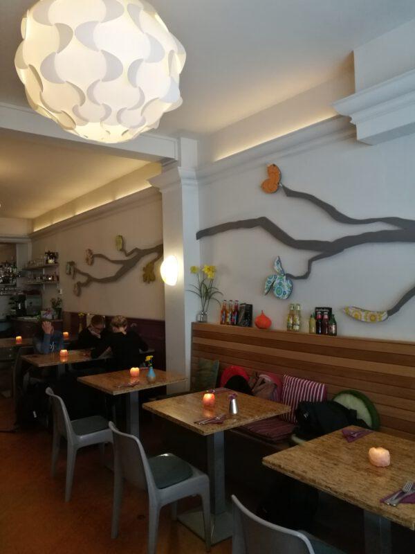 BlaBla Groningen - vegetarisch restaurant Groningen. Ook vegan.