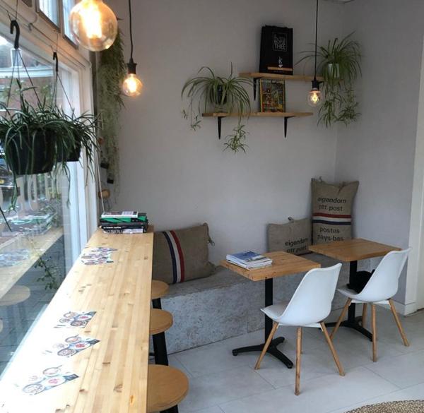 Ontbijten in Groningen? Havermoutbar Bij de Sluis, lekker vegan en vegetarisch - foto Instagram Bij de Sluis
