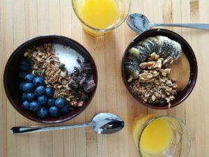 Ontbijten in Groningen? Havermoutbar Bij de Sluis, lekker vegan en vegetarisch