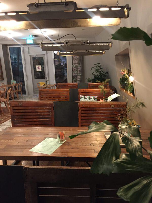 Koffie drinken in Groningen: STACH in Forum Groningen
