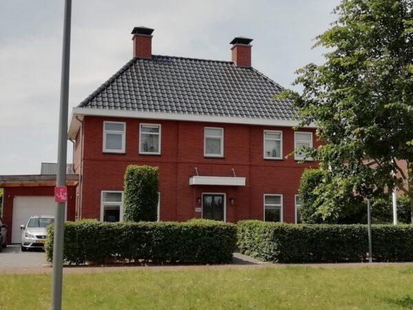 Meerstad. Wonen in een notariswoning in wijk Meeroevers