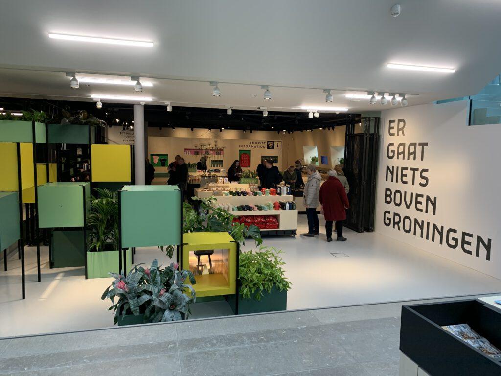 Groningen Store: VVV en toffe cadeauwinkel in één