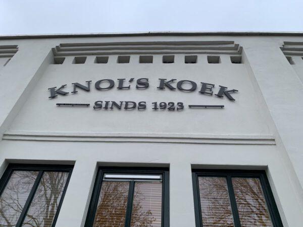 Knols Koek: Groninger koek, typisch gronings eten