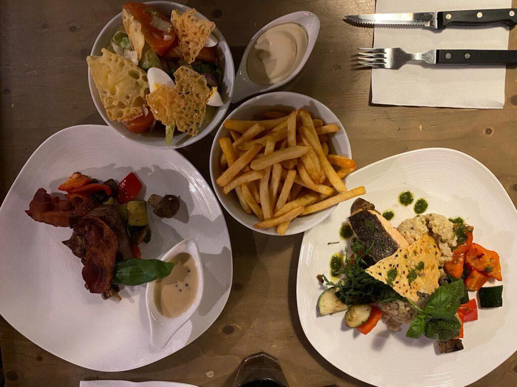 Sportsbar: gezond en goedkoop eten op Zernike