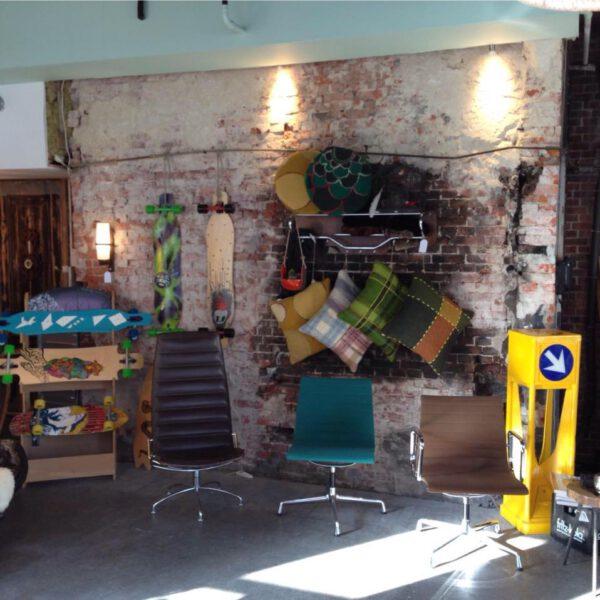 De leukste woonwinkels Groningen met design en vintage meubels en woonaccessoires: Hoekje Design