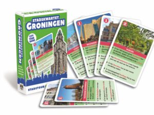 Spel Stadskwartet Groningen De Zwerver