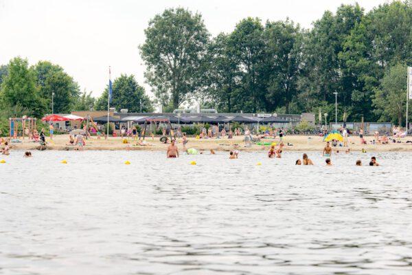 Camping Groningen tip: camping Meerwijck aan het water Zuidlaardermeer - foto Facebookpagina