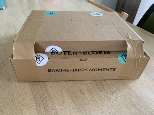 Bakbox Boter en Bloem Groningen: voor makkelijke taart en koekjes recepten