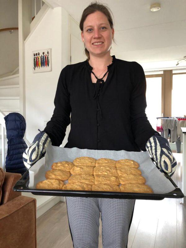 Taart bakken met kind? Makkelijke taart en koekjes recepten met de bakbox van Boter en Bloem Groningen