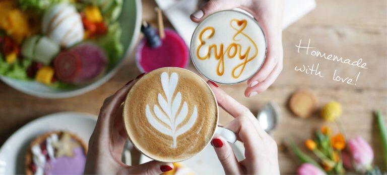 4 x Omfietskoffie – de beste koffie buiten de Groningse diepenring
