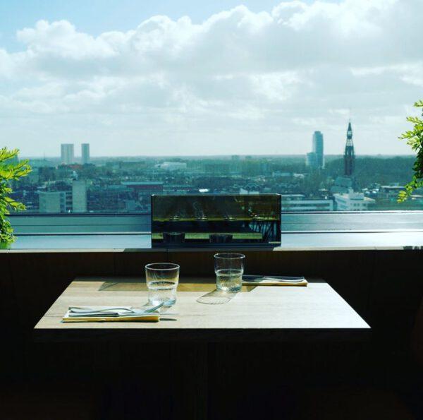 Bijzonder Restaurant Groningen: NOK bovenin Forum Groningen: foto van hun Facebookpagina