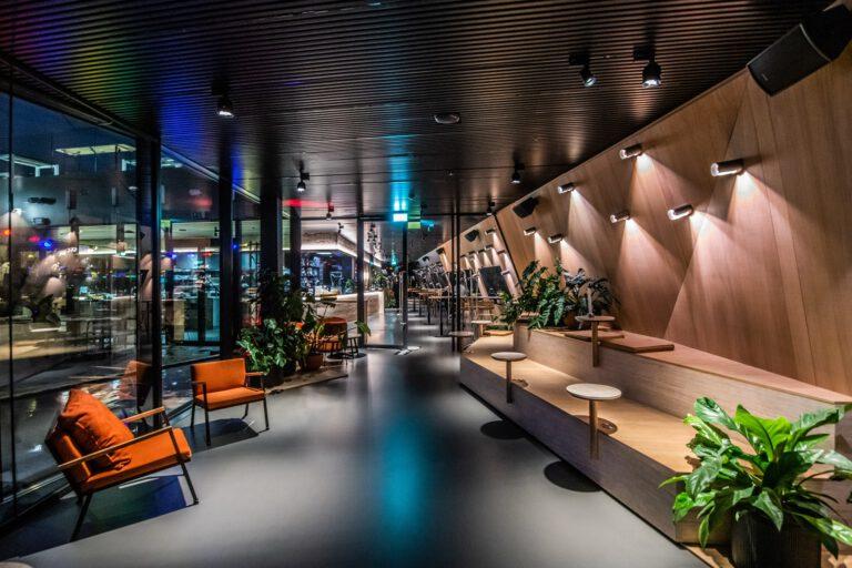 NOK – uit eten met 360 graden uitzicht over Groningen