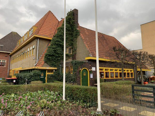 Koffie Groningen: stadsrestaurant het oude politiebureau