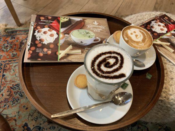 Koffie Groningen: Barista Cafe Groningen in Paddepoel