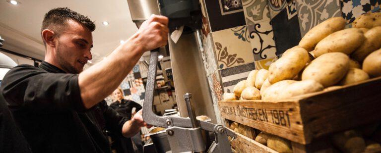 Frietwinkel Groningen: de lekkerste verse patat