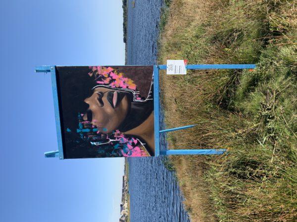 Park Meerstad - kunst is mijn natuur expositie opening park