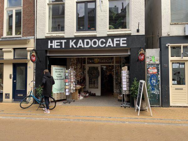 Theewinkel Groningen: Het Kadocafe