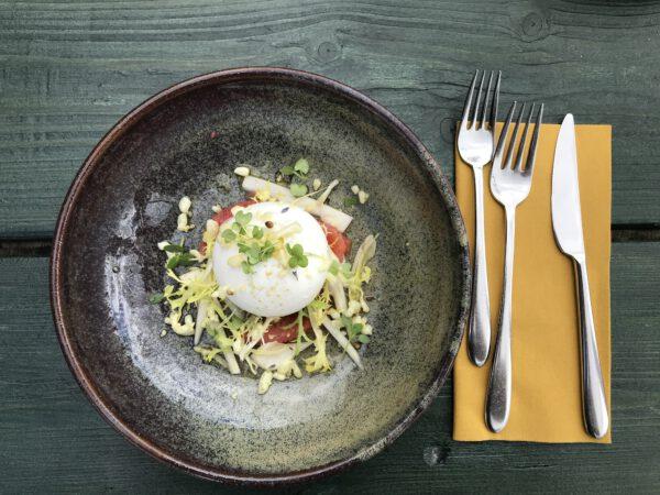 Paviljoen Sterrebos Groningen: luxe lunch op het terras