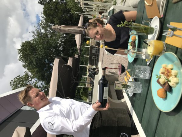 Paviljoen Sterrebos Groningen: luxe lunch en diner