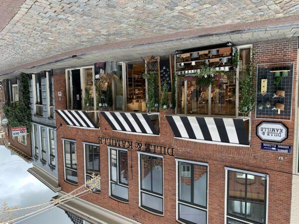 Theewinkel Groningen: Dille Kamille
