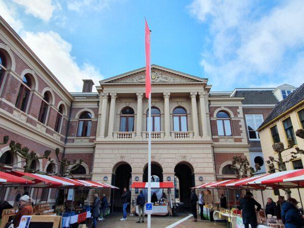 De Harmonie Groningen: één van de bezienswaardigheden en mooiste gebouwen van Groningen