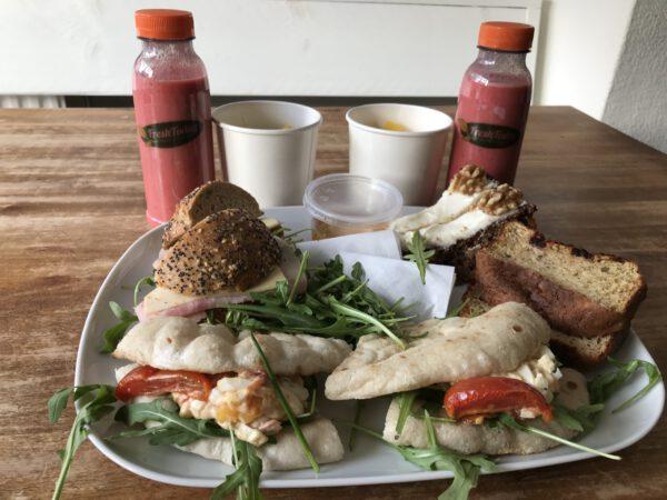 Ontbijt bezorgen Groningen: Fresh Today