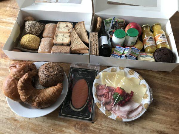 Ontbijt bezorgen Groningen: Golden Raand Catering