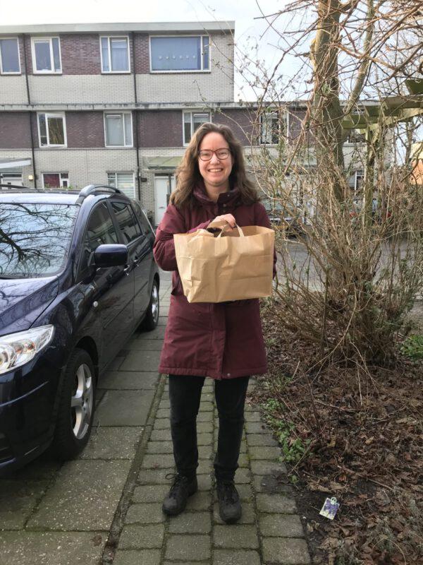 Ontbijt bezorgen Groningen: P.S. Koffie Thee en Taart