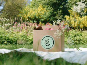 Picknicken in Groningen met de I Go Groningen Picknickbox, een gevulde picknickmand te bestellen in Groningen