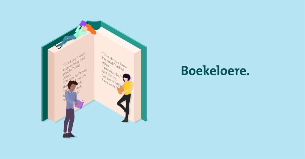 Boekenclub met Gronings tintje: Boekeloere