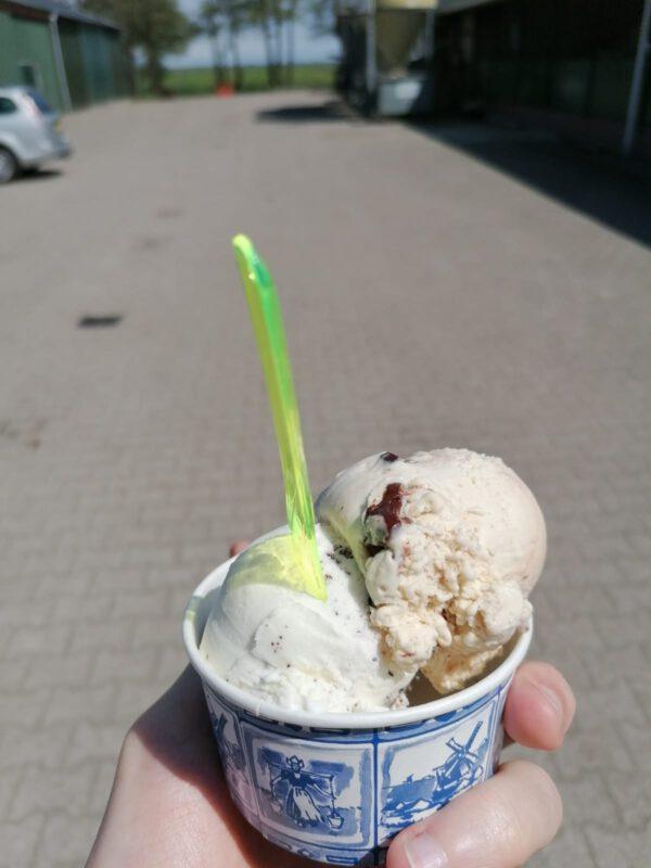 IJssalons Groningen: ijsboerderij de Onnerpolder