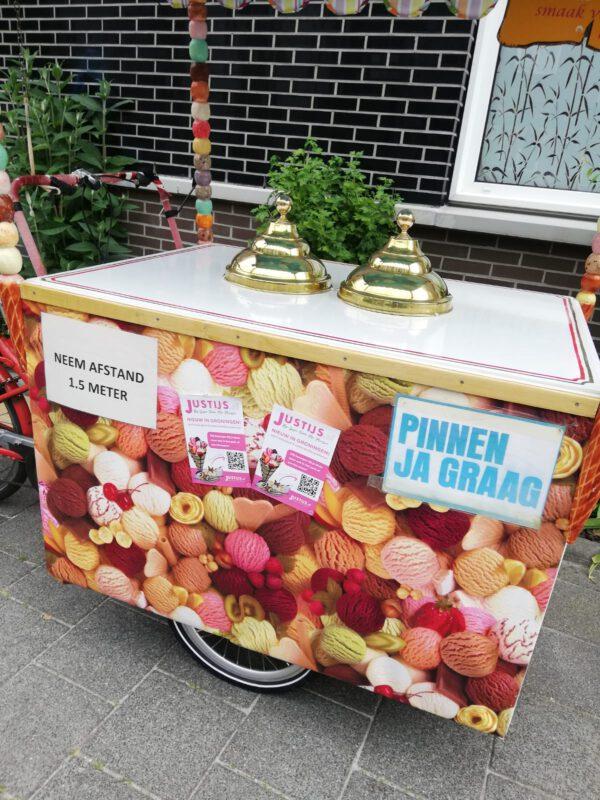 IJssalons Groningen: IJssie voor me meissie