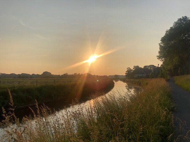 Wandelen in Groningen: ommetje Meerstad, Engelbert en Middelbert