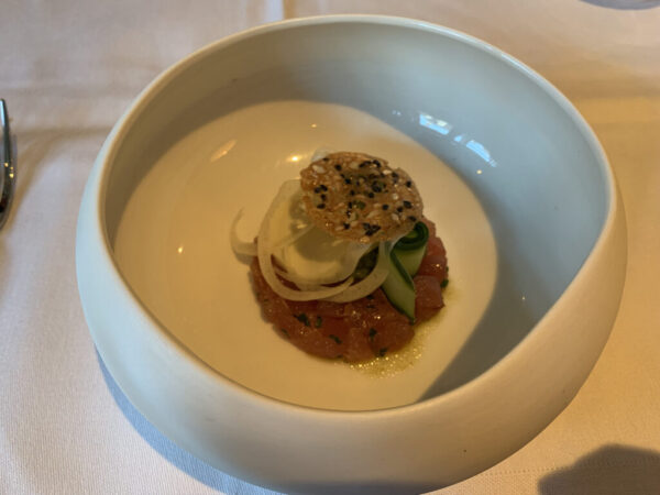Uit eten bij Restaurant M Groningen - gang 2