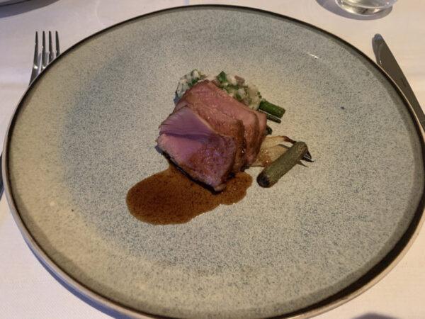 Uit eten bij Restaurant M Groningen - gang 5