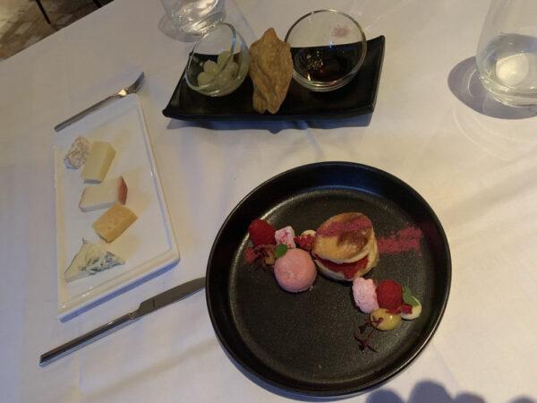 Uit eten bij Restaurant M Groningen - gang 6